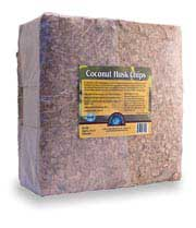 Coco Husk Chips, 2 Cu. Ft. Expanded, 5 kilo Block