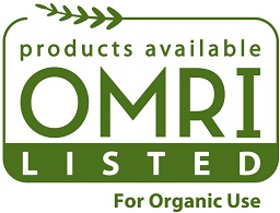 OMRI - Orgainc Material Review Institute